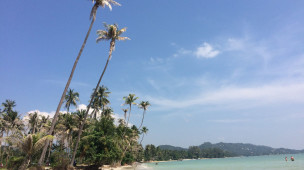 Thong Krut Beach